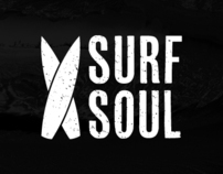 Surfsoul - Brand Identity