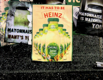 Heinz Salad Cream YCN 2012 (University Work)