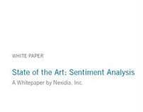 Speech Analytics Software White Paper