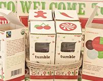 Tumble Coffee - Branding & Packaging