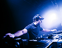 On the road with DJ Andy C