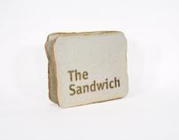 The Sandwich, dvd packaging