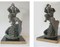 Sculpture and Painting