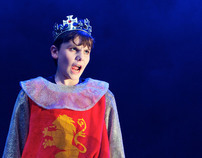 "Theatre Play ""Sleeping Beauty"", Rufus Norris."