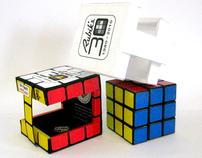 Rubik's Cube Packaging