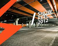 Britanica Design Bureau 2012 Showreel