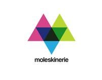 Propuesta de logotipo para Moleskinerie
