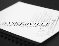 Typography Postcard (Manual Work)