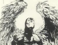 Spawn - Fallen Angel (Ink)