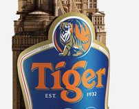 Tiger Beer Credentials 2009