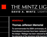 Mintz Lighting Group Website