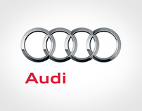 Audi Corporate Portal – Relaunch 2008