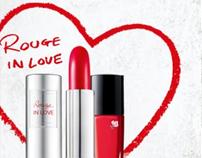Lancôme Israel | ROUGE IN LOVE