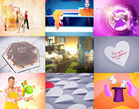 Osynovskyy. Motion Graphics & Art Direction Reel. 2014