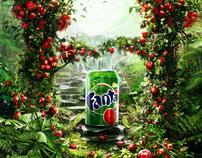 Fanta Red Apple