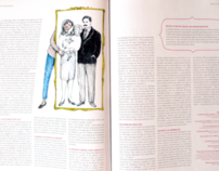 Marie Claire enfants / Couple homoparental