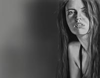 Portrait of a Portrait (Digital)