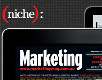 Marketing Magazine Subscriptions Advertisement