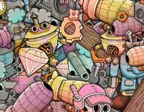 steampunk - slash3