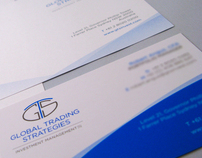 GTS Stationery and Logo Design