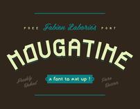 NOUGATINE free font