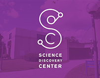 Rochester Museum and Science Center Rebrand
