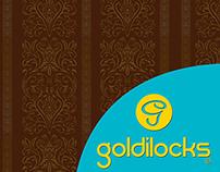 Goldilocks Ad Campaign - Print Ads