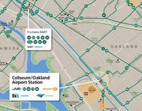 San Francisco Transit Hub Signage