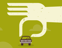 Car sharing story for The Bold Italic