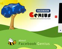 Face Book Genius Web Site Design