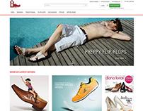 Shoe Hut eCommerce Template