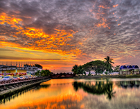 Scenic HDR Landscape Photography