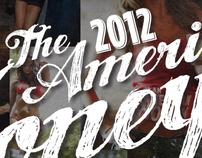 American Honey 2012 - Website Reskin