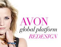 Avon.com Global Platform Redesign Pitch