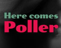 Poller Typeface