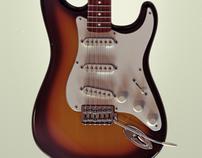 Stratocaster 62'