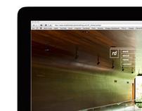 Robertson Design Website