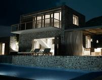 Residence in Meganisi / Leykada