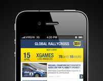 Global RallyCross Best Buy App
