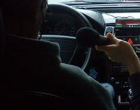 a taxi driver's life