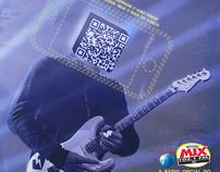 - ART DIRECTION - Rock'n Rio 2013 (Mix FM)