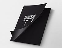UNIVERSO - Editorial design