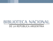 Biblioteca Nacional / Proyecto Identidad Institucional