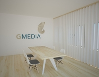 G Media Office Design