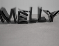 Helvetica crash test