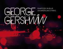 George Gershwin - Musique en Sorbonne