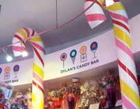 Dylan's Candy Bar Installation