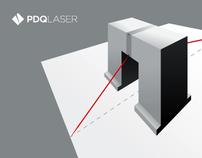 PDQ Laser: Packaging & branding