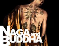 """""""Naga and Buddha"""""""
