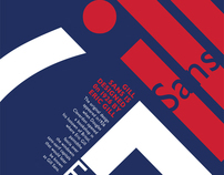 Typography Poster_Gill Sans I
